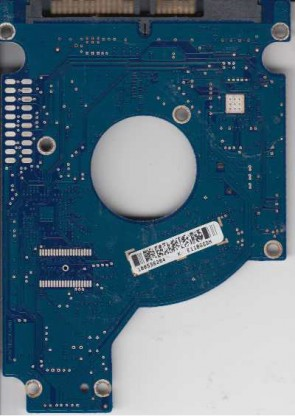 ST9250315AS, 9HH132-500, 0001SDM1, 100536284 K, Seagate SATA 2.5 PCB