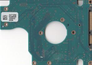 HTS545032B9A300, 0A71258 DA2802B, 0A74813, DA3186, Hitachi SATA 2.5 PCB