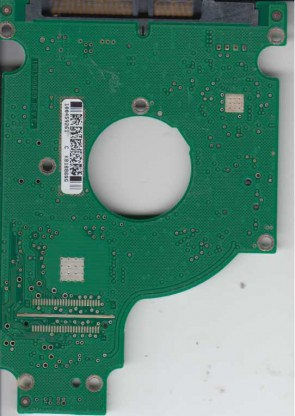 ST9120822AS, 9S1133-031, 3.CDE, 100459261 C, Seagate SATA 2.5 PCB