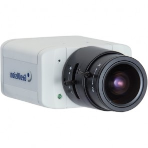 Gv-bx320d 3m H.264 D/n Box Ip Camera - 1.3 Megapixel Progressive Scan Cmos, Dual Streams From H.264, Mjpeg and Mpeg4 - Built-in Microphone - Ip Address Filtering - Up to 20 Fps At 2048 X 1536, , Security Camera