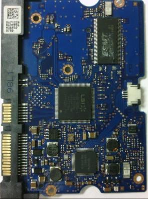 HUA722020ALA330, 0A71339 BA3293A, 0F12632, JPK3GA, Hitachi SATA 3.5 PCB