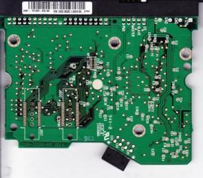 WD1600JB-75GVC0, 2061-701265-200 AK, WD IDE 3.5 PCB