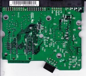 WD2000JB-00GVC0, 2061-701265-200 AF, WD IDE 3.5 PCB