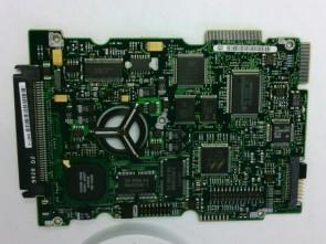 ST118202LC, 9J9006-026, 7D04, Maxtor SCSI 3.5 PCB