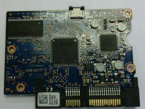 HDS721016CLA382, 0A72937 BA3786_, 0A39261, JPT50E, Hitachi SATA 3.5 PCB