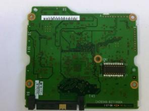 MAX3073RC, CA06697-B20200CP, CA26340-B27106BA, Fujitsu SAS 3.5 PCB