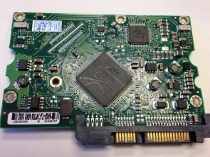 ST3500641AS, 9BD148-042, 3.BTD, 100383409 M, Seagate SATA 3.5 PCB