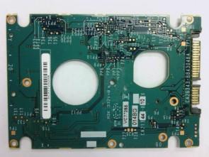 MHW2080BH, CA06820-B41200C1, CA26343-B84304BA, Fujitsu SATA 2.5 PCB