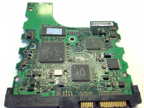 ST3160023AS, 9W2814-401, 3.18, 100276341 B, Seagate SATA 3.5 PCB