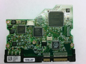 HDS722580VLSA80, 14R9441 J45566_, 13G0252, BA1027, Hitachi SATA 3.5 PCB
