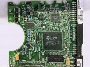 5T040H4, TAH71DP0, CHDB, DSP 040104600, Maxtor IDE 3.5 PCB