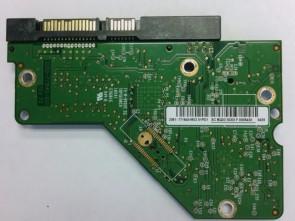 WD10EADS-65M2B1, 2061-771640-M02 01PD1, REV P1, WD SATA 3.5 PCB