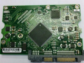 ST3750640NS, 100409233 E, 9BL148-176, IBM SATA 3.5 PCB
