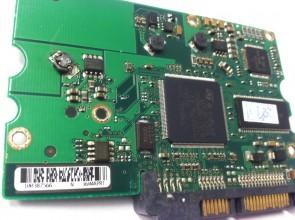 ST3250824AS, 9BD133-520, 3.AAE, 100387566 N, Seagate SATA 3.5 PCB