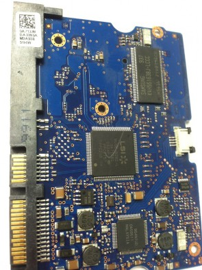 HDS722020ALA330, 0A71339 BA3393A, 0F10311, JPK3MA, Hitachi SATA 3.5 PCB