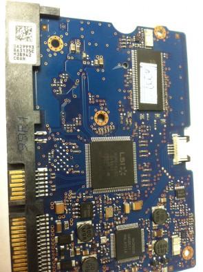 HDS722020ALA330, 0A29993 BA3135C, PN 0F10311, Hitachi 2TB SATA 3.5 PCB