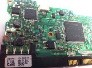 HDT722525DLA380, 0A29223 BA1438_, PN 0A32736, Hitachi 250GB SATA 3.5 PCB