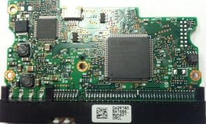 HDS728080PLAT20, 0A29180 BA1686_, 0A30210, BA1116, Hitachi IDE 3.5 PCB