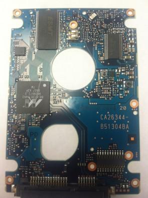 MHZ2250CJ G1, CA07062-B28000L, CA26344-B51304BA, Fujitsu SATA 2.5 PCB