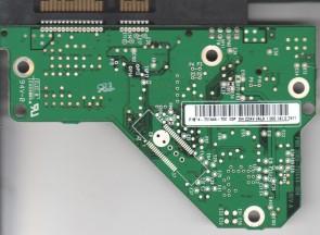 WD5000AAKS-22YGA0, 2061-701444-700 02P, WD SATA 3.5 PCB