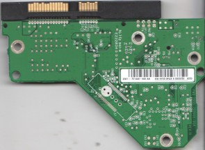 WD3200AAJS-65VWA0, 2061-701444-600 AA, WD SATA 3.5 PCB