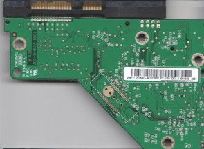 WD10EADS-11M2B2, 2061-701640-407 01PD1, WD SATA 3.5 PCB
