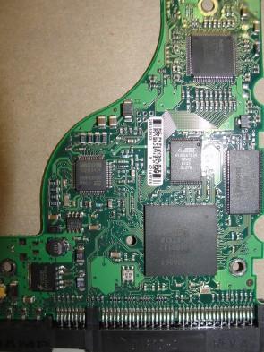 ST340810A, 9T7002-640, 3.35, 100143433 B, Seagate IDE 3.5 PCB