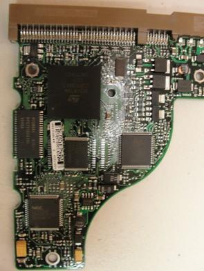 ST320413A, 9R4003-504, 3.54, 100125106 A, Seagate IDE 3.5 PCB