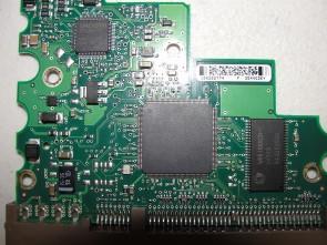 ST340014A, 9W2005-306, 8.54, 10028774 F, Seagate IDE 3.5 PCB