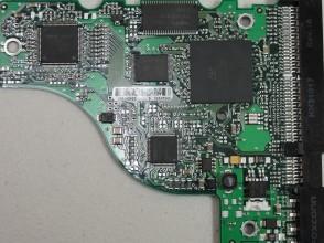 ST360020ACE, 100143433 D, Seagate IDE 3.5 PCB