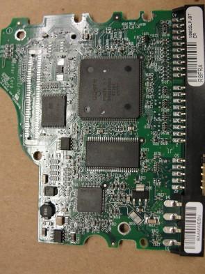 4R120L0, Maxtor 120GB Code RAMB1TU0 [NMGD] IDE 3.5 PCB