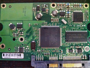 ST3500830AS, 9BJ136-224, 3.AAD, 100406540 F, Seagate SATA 3.5 PCB