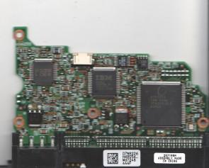 IC35L090AVV207-0, 07N9226 H69056_, PN 07N9685, IBM 80GB IDE 3.5 PCB