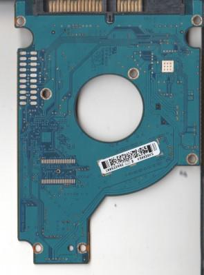 ST9500325AS, 9HH134-566, 0001BSM1, 100522992 B, Seagate SATA 2.5 PCB