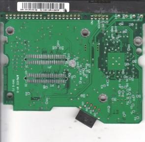 WD800BB-00DKA0, 2061-001159-200 AB, WD IDE 3.5 PCB