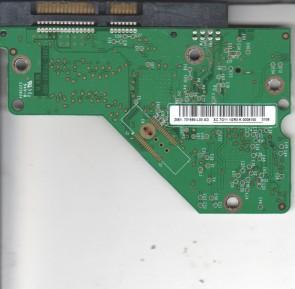 WD5000AAKS-00A7B2, 2061-701590-L00 AD, WD SATA 3.5 PCB