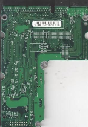 AC313000-00RTT2, 61-600791-003 D, WD IDE 3.5 PCB