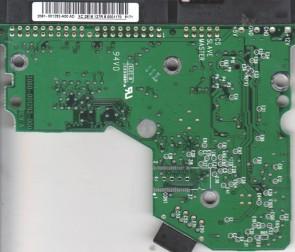 WD400JB-00JJA0, 2061-001292-A00 AD, WD IDE 3.5 PCB