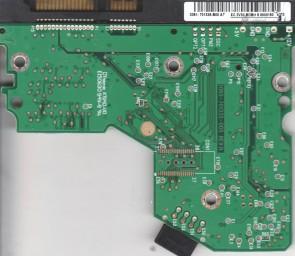 WD2500JS-00NCB1, 2061-701335-B00 AT, WD SATA 3.5 PCB