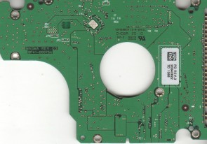 MP0804H, BF41-00075A, FW 0, Samsung 80GB IDE 2.5 PCB