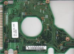 MK3017GAP, A0/A0.02H, HDD2159 C ZF01 T, B36021752017-B, Toshiba IDE 2.5 PCB