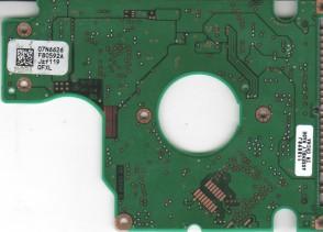 DJSA-220, 07N6626 F80592A, PN 07N5633, IBM 20GB IDE 2.5 PCB