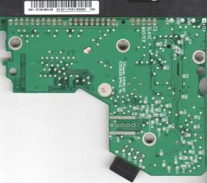 WD1600BB-22RDA0, 2061-701292-B00 AE, WD IDE 3.5 PCB