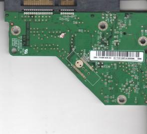 WD10EAVS-32D7B1, 2061-701590-A00 AD, WD SATA 3.5 PCB