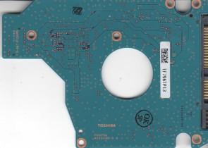 MK3255GSX, HDD2H27 F VL01 T, G002439-0A, Toshiba SATA 2.5 PCB