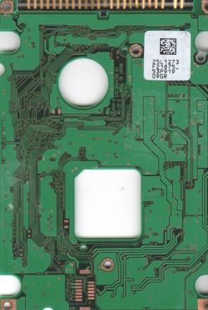DADA-25120, 25L1273 F21875, PN 03L5610, IBM 5.1GB IDE 2.5 PCB