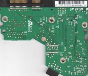 WD800JD-75LSA0, 2061-701335-A00 ACD24, WD SATA 3.5 PCB
