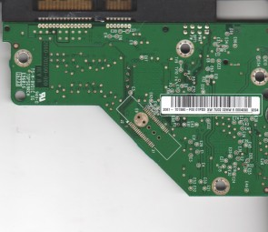 WD1600AAJS-75M0A0, 2061-701590-F00 01PD3, WD SATA 3.5 PCB
