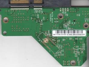 WD5000AVVS-00ZWB0, 2061-701444-J00 ADD1, WD SATA 3.5 PCB
