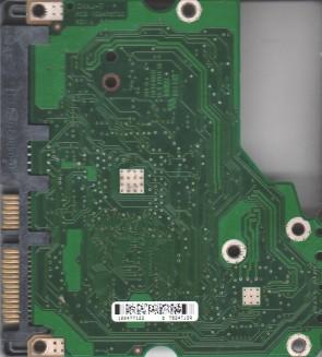 ST3500320NS, 9CA154-504, SN06, 100477122 D, Seagate SATA 3.5 PCB